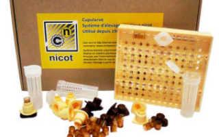 Способы применения конструкции системы Никот при выводе маток