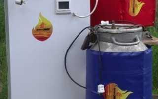 Технологические характеристики декристаллизатора меда