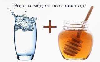 Целебный эффект медовой воды натощак