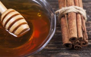 Мед с корицей: рецепты смеси и пропорции