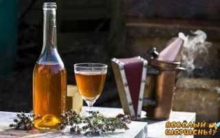 Технология приготовления крепкой медовухи