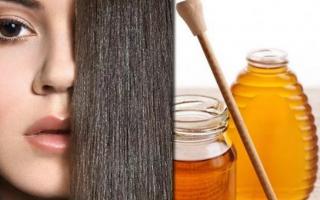 Питательные маски с мёдом и яйцом для разных типов волос маски для волос от выпадения в домашних условиях с яйцом и медом