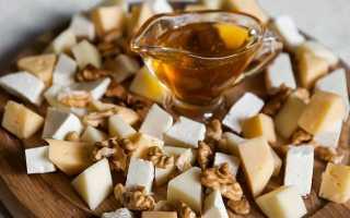 Сыр с медом Настоящий деликатес